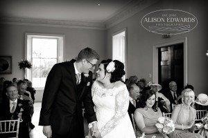 Elise and Phil's wedding at Stubton Hall, Newark