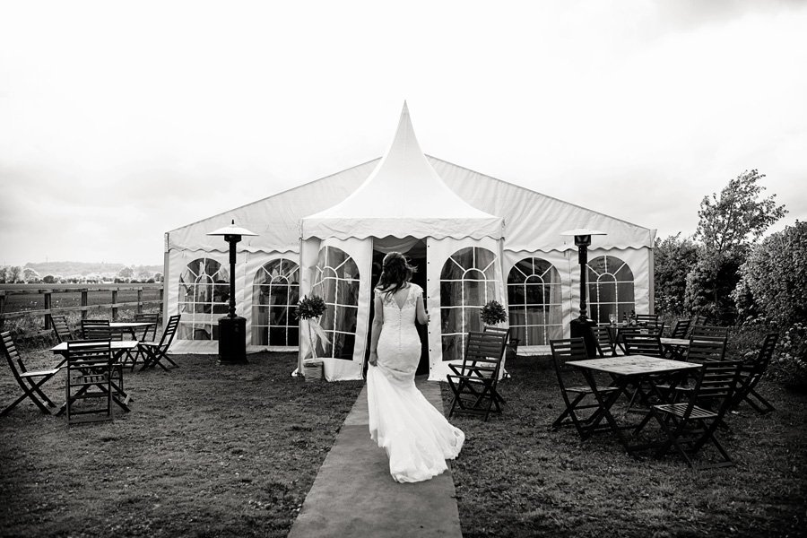wedding in marquee south muskham nottingham