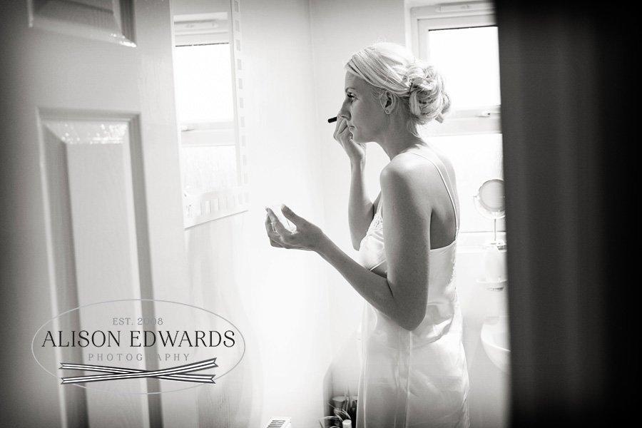 The Nottinghamshire wedding photographer