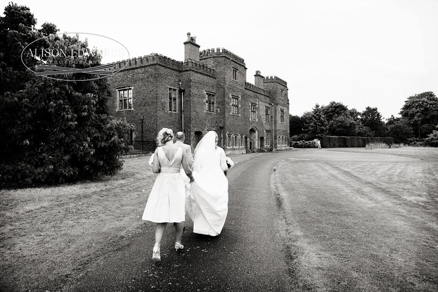 Holme Pierrepont Hall Wedding Photographer