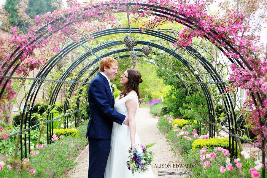 The Walled Garden Wedding