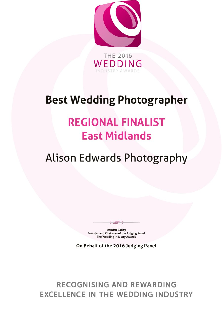 The Wedding Industry Awards East Midlands