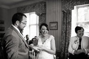 Allington Manor Grantham Wedding Photos of Rachael and Jack