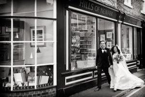 Newark Town & District Club Wedding Photographer | Rebecca and Dennis