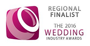 regional finalist for wedding photography